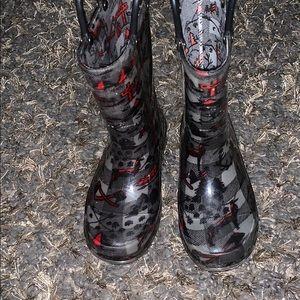 Boys Rain Boots-members mark!